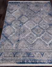 Ковер AS 824 - NAVY / GREY - Прямоугольник - коллекция MOROCCO