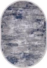 Ковер AS 838 - NAVY / GREY - Овал - коллекция MOROCCO - фото 2
