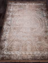 Ковер 6151 - BROWN - Прямоугольник - коллекция NOYAN