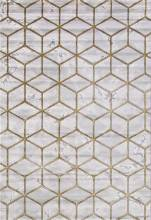 Ковер 04426E - GOLD / GOLD - Прямоугольник - коллекция OMEGA - фото 2