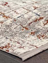 Ковер 7261A - WHITE / WHITE - Прямоугольник - коллекция PAMIR - фото 4