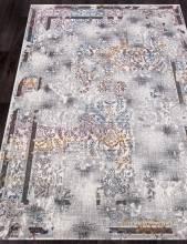 Ковер 7341A - L.GREY / L.GREY - Прямоугольник - коллекция PAMIR