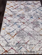 Ковер 7342A - L.GREY / L.GREY - Прямоугольник - коллекция PAMIR