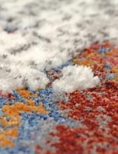 Ковер 7346A - WHITE / WHITE - Прямоугольник - коллекция PAMIR - фото 3