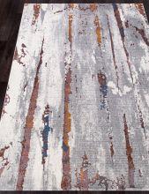 Ковер 7352A - L.GREY / L.GREY - Прямоугольник - коллекция PAMIR