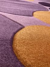 Ковер L148 - PINK - Овал - коллекция PARADISE - фото 2