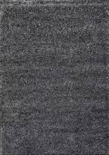 Ковер t600 - GRAY-BLACK - Прямоугольник - коллекция PLATINUM