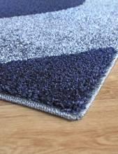 Ковер t617 - NAVY-BLUE - Прямоугольник - коллекция PLATINUM - фото 5