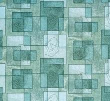 Ковер LABYRINT - 961 - Прямоугольник - коллекция Полотно принт B201K обр