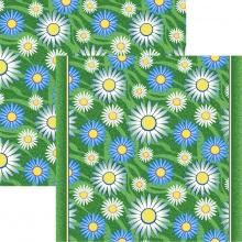 Ковровая дорожка p1174a7p - 51 - коллекция принт 10-ти цветное полотно