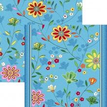 Ковровая дорожка p1175a5p - 51 - коллекция принт 10-ти цветное полотно