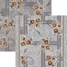 Ковровая дорожка p1252b2r - 54 - коллекция принт 8-ми цветная дорожка