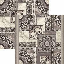 Ковровая дорожка p1559a1r - 100 - коллекция принт 8-ми цветная дорожка