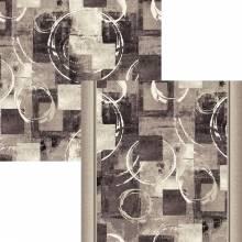 Ковровая дорожка p1812a5r - 100 - коллекция принт 8-ми цветная дорожка