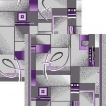 Ковровая дорожка p1009d2p - 50 - коллекция принт 8-ми цветное полотно