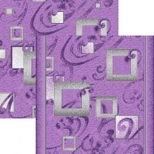 Ковровая дорожка p1023m5p - 50 - коллекция принт 8-ми цветное полотно