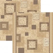 Ковровая дорожка p1563a5p - 103 - коллекция принт 8-ми цветное полотно