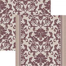 Ковровая дорожка p1643a5p - 93 - коллекция принт 8-ми цветное полотно
