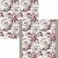 Ковровая дорожка p1710e1p - 102 - коллекция принт 8-ми цветное полотно