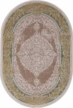 Ковер 33031 - 040 GREEN - Овал - коллекция QATAR - фото 2