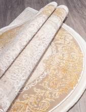 Ковер 33031 - 070 BEIGE - Овал - коллекция QATAR - фото 4