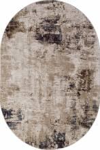 Ковер 03002B - BROWN / BROWN - Овал - коллекция QUANTUM - фото 2
