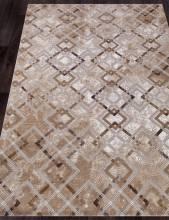 Ковер 03009B - BROWN / BROWN - Прямоугольник - коллекция QUANTUM