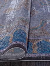 Ковер 31777 - 095 GREY - Прямоугольник - коллекция QUARES - фото 3