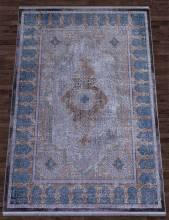 Ковер 31777 - 095 GREY - Прямоугольник - коллекция QUARES