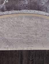 Ковер 05708G - GREY / GREY - Овал - коллекция RIM - фото 5