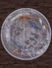 Ковер 05708G - GREY / GREY - Овал - коллекция RIM