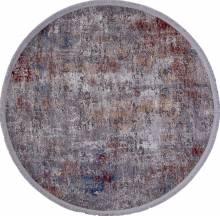 Ковер 05712G - GREY / GREY - Овал - коллекция RIM - фото 2
