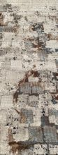 Ковровая дорожка 7652A - L.BLUE / WHITE - коллекция RODOS