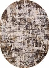 Ковер D732 - BROWN - Овал - коллекция ROXY WF - фото 2