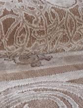Ковер 00856A - BROWN / BROWN - Прямоугольник - коллекция SAFIR - фото 4