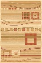 Ковер d080 - CREAM - Прямоугольник - коллекция SAN REMO