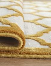 Ковер 08422Y - GOLD / GOLD - Прямоугольник - коллекция SARDES TRUVA - фото 2