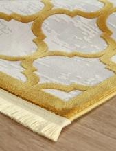 Ковер 08422Y - GOLD / GOLD - Прямоугольник - коллекция SARDES TRUVA - фото 3