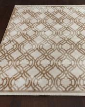 Ковер 08423A - BEIGE / BEIGE - Прямоугольник - коллекция SARDES TRUVA