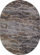 Ковер D777 - BEIGE-GRAY - Овал - коллекция SERENITY - фото 2