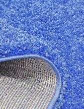 Ковер s600 - BLUE - Прямоугольник - коллекция SHAGGY ULTRA - фото 3