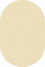 Ковер s600 - CREAM-BEIGE - Овал - коллекция SHAGGY ULTRA