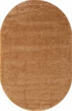 Ковер s600 - DARK BEIGE - Овал - коллекция SHAGGY ULTRA - фото 2