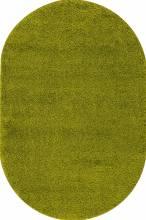 Ковер s600 - GREEN - Овал - коллекция SHAGGY ULTRA - фото 2
