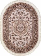Ковер d210 - CREAM-BROWN - Овал - коллекция SHAHREZA - фото 2