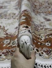 Ковер d211 - CREAM-TERRA - Овал - коллекция SHAHREZA - фото 4