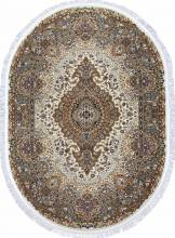 Ковер d414 - CREAM-BROWN - Прямоугольник - коллекция SHAHREZA - фото 2