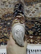 Ковер d414 - CREAM-NAVY - Овал - коллекция SHAHREZA - фото 4