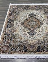 Ковер d414 - CREAM-NAVY - Прямоугольник - коллекция SHAHREZA - фото 2