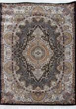 Ковер d414 - NAVY - Прямоугольник - коллекция SHAHREZA - фото 2